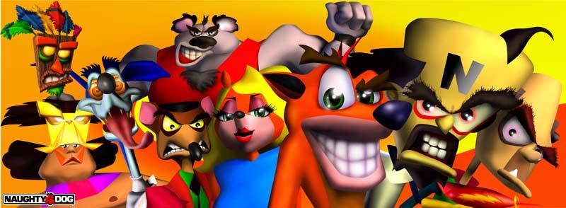 Crash Bandicoot | Naughty Dog